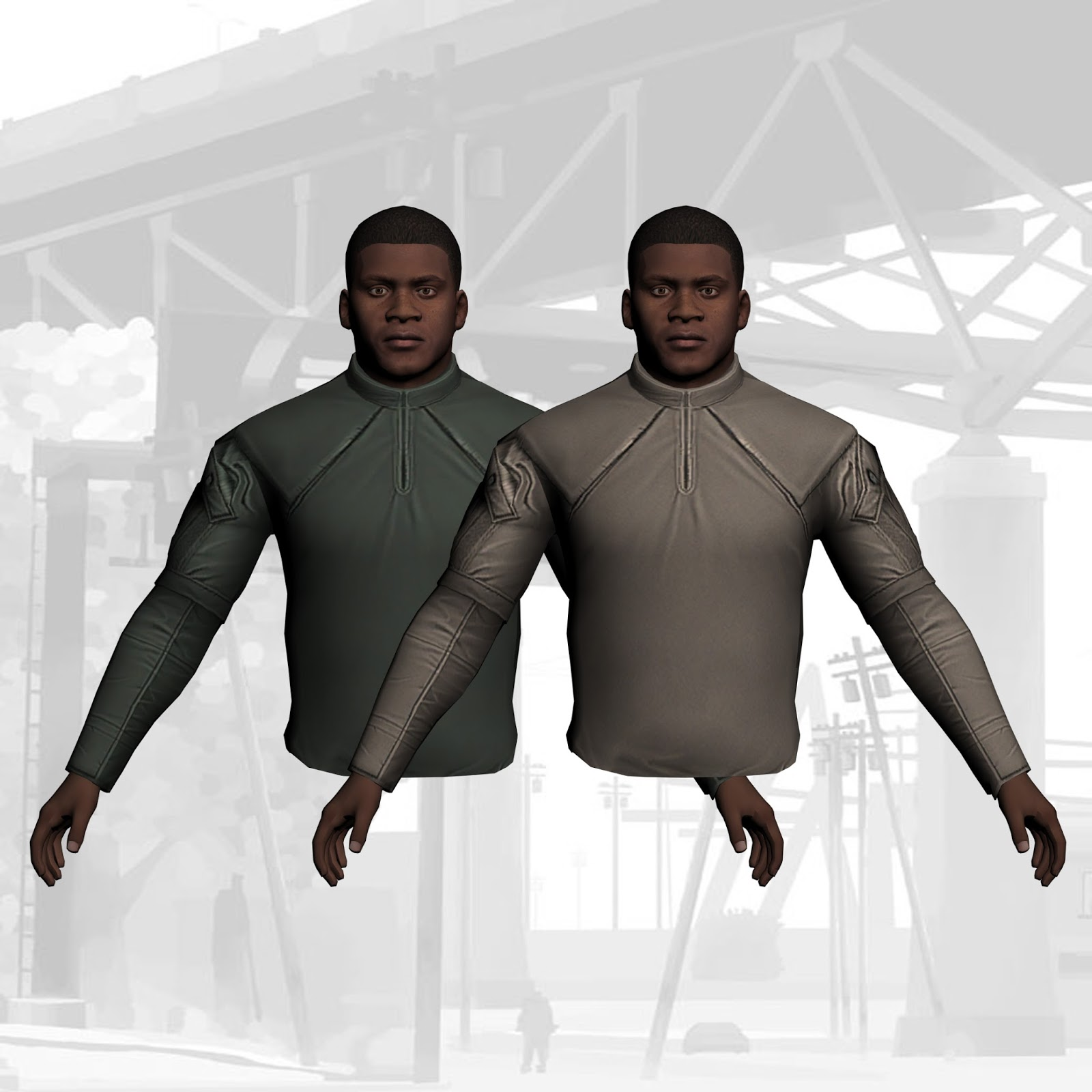 New Clothes For Franklin - MTH GTA MODS/TUTORIALS