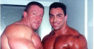 STRENGTH FIGHTER™: Dorian Yates off-season pic