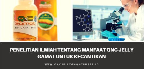 Manfaat Qnc Jelly Gamat Untuk Kecantikan