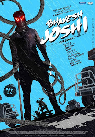 Bhavesh Joshi Superhero (2018) Movie Poster