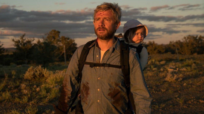 First Image Of Martin Freeman in Zombie Drama Cargo