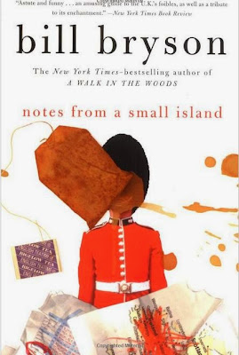 Notes from a Small Island by Bill Bryson – book cover