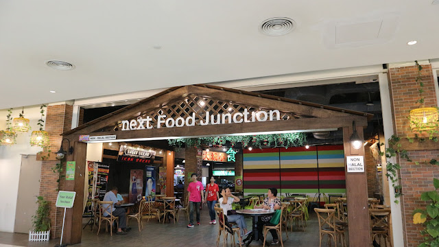next food junction klang parade