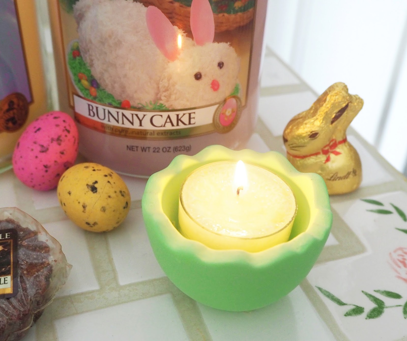 Easter Candles | Katie Kirk Loves