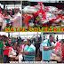 Natal Solidário da Prefeitura distribui mais de mil cestas natalinas as famílias carentes