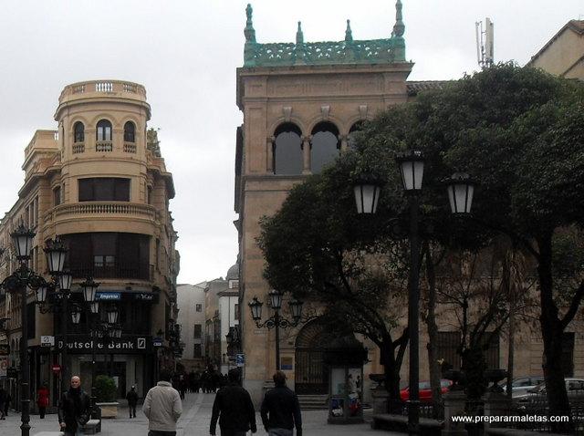 visitar el centro de Salamanca