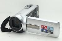 Jual Handycam Seken Sony DCR-SX21E