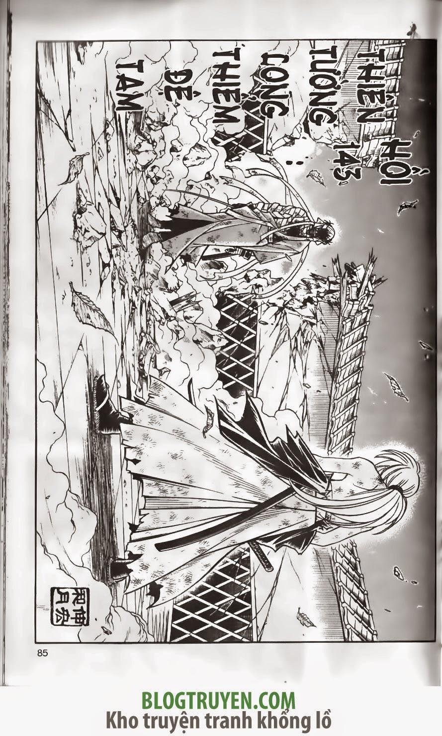Rurouni Kenshin chap 143 trang 4