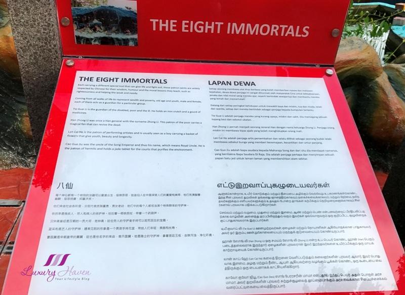 haw par villa eight immortals story