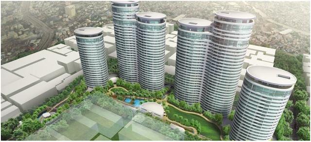 Tổng thể dự án City Garden