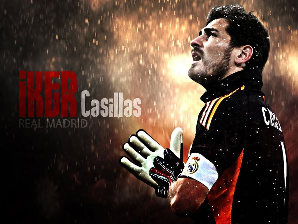 Foto Foto Anti Barcelona Wallpapers Real Madrid Wallpapers Iker Casillas Real Madrid 2011 2012 Wallpapers Photos Images and 1024x768
