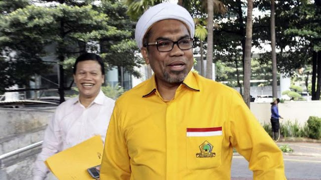 Ahmad Dhani Diusir dari Surabaya, Ngabalin: Alhamdulilah, Polisi Sembah Nuwun Sangat
