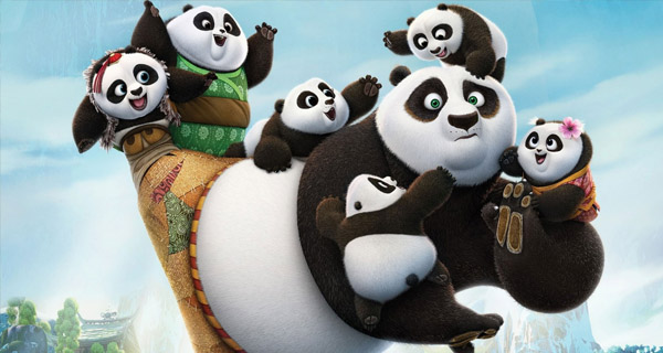 Crítica de Kung Fu Panda 3