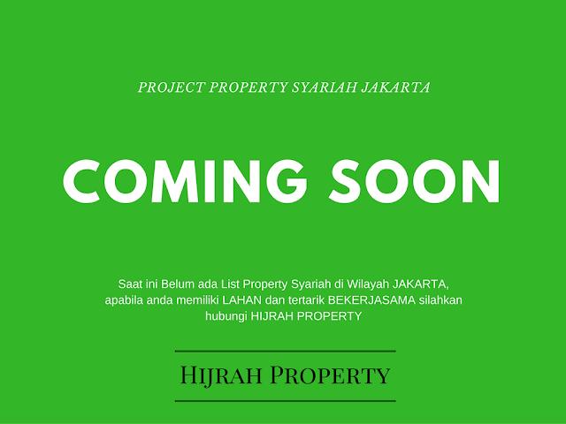 Project Property Syariah wilayah Jakarta
