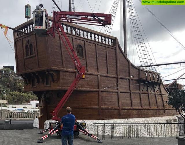 """El Museo Naval se prepara para la llegada de La Campana de """"La Verdad"""""""