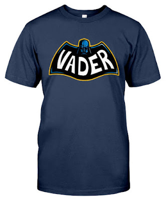 PLAYERA STAR WARS ESTILO BART-VADER T Shirt