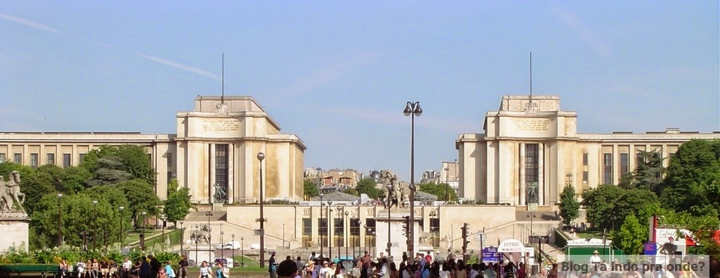 Jardin du Trocadero
