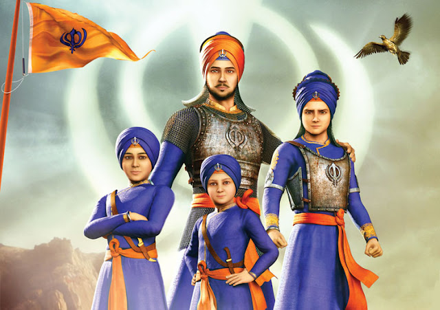 Chaar Sahibzaade Download in HD and Small Size