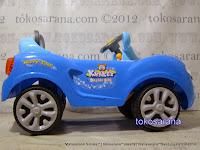 Mobil Mainan Aki Junior Z873R Nissan Juxe 3