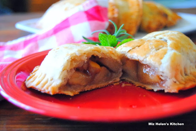 Apple Hand Pie at Miz Helen's Country Cottage
