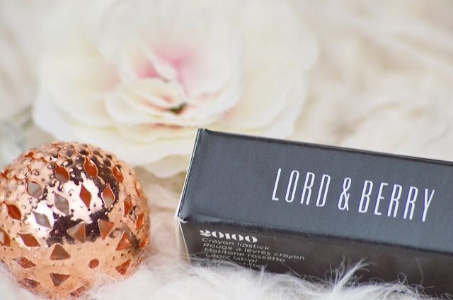 Lord & Berry 20 Years in Fashion Beauty Kit Review Lovelaughslipstick Blog