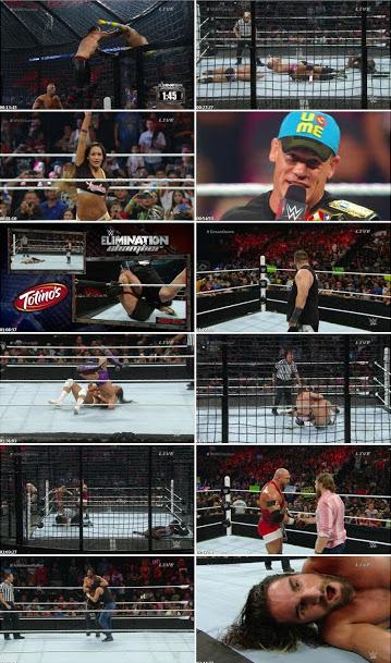 WWE Elimination Chamber
