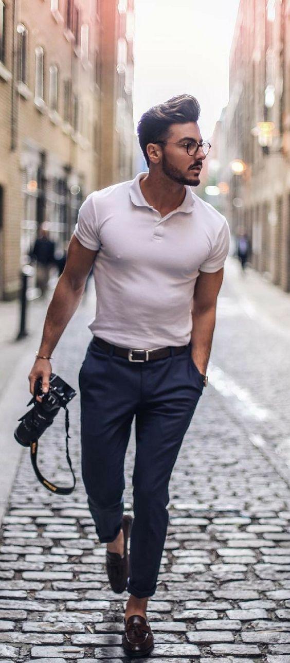 f4b098452bff4 Macho Moda - Blog de Moda Masculina  Looks Masculinos com CAMISA ...
