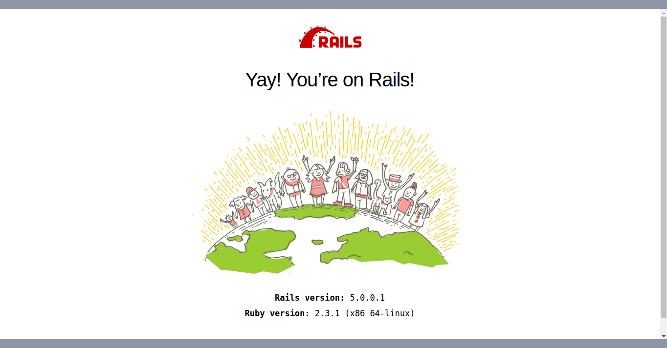 Tutorial Install Ruby On Rails Dan Postgresql Di Ubuntu 16