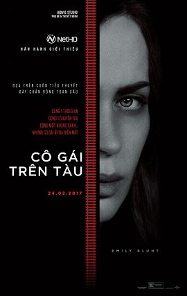 Xem Phim Cô Gái Trên Tàu - The Girl on the Train