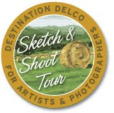 Sketch & Shoot Tour for Artists and Photographers