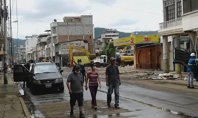 Terremoto, 29 días después en Portoviejo