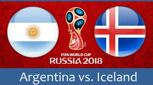 Argentina vs Iceland 6th FIFA WORLD CUP 2018  Predictions & Betting Tips, FIFA WORLD CUP 2018 Today Match Predictions