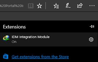 3 Cara Mudah Install Extensi IDM di Microsoft Edge Agar Muncul