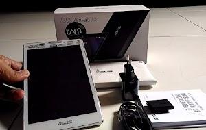"""Asus Zenpad Z370CG """" Tablet Yang Lebih Dari Sekedar Tablet """""""
