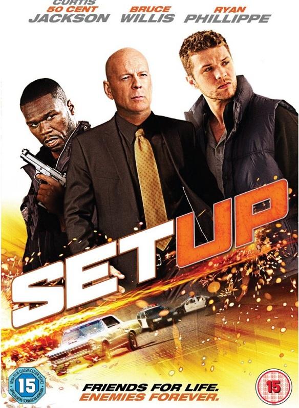 فیلم دوبله: دسیسه (2011) Setup