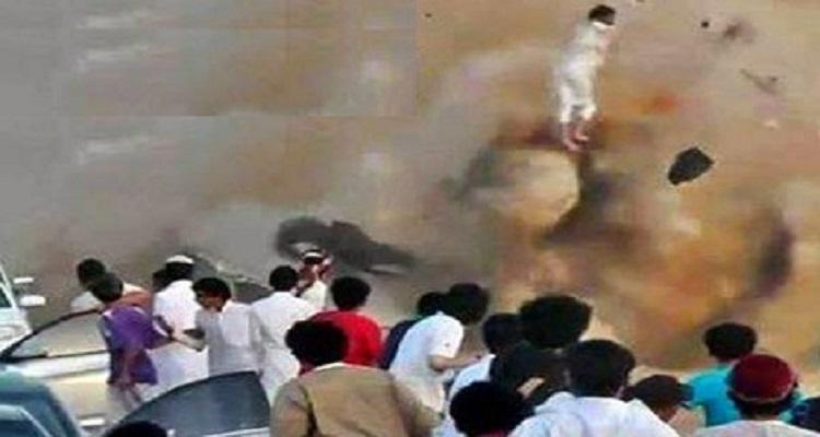 الفيديو الذي أبكى الجميع خاصة أهل السعودية