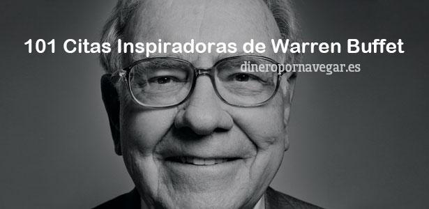 101 Citas Inspiradoras de Warren Buffet