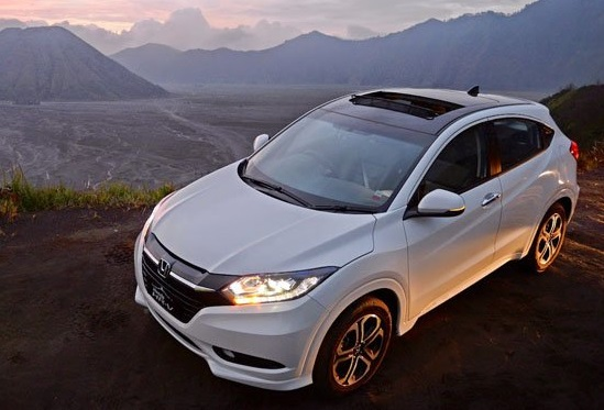 Honda HR-V 1. 8 Prestige Sunroof