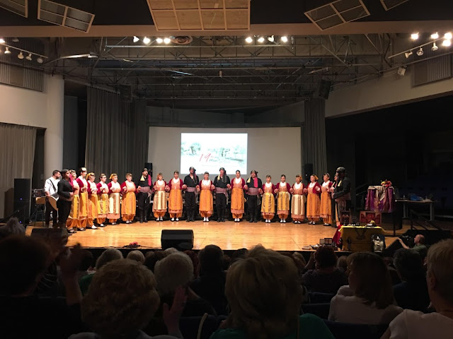 Επιτυχημένη εκδήλωση μνήμης για τη Γενοκτονία των Ελλήνων του Πόντου, στην Καλαμάτα