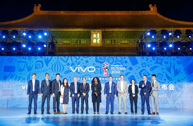 Vivo and FIFA