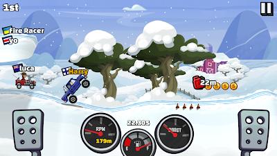 لعبة Hill Climb Racing 2 مهكرة جاهزة للاندرويد, لعبة Hill Climb Racing 2 مهكرة بروابط مباشرة