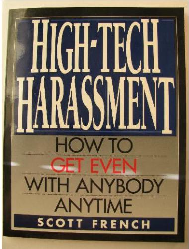 The Indigo Ribbon Campaign 2012: What is Electronic Harassment?