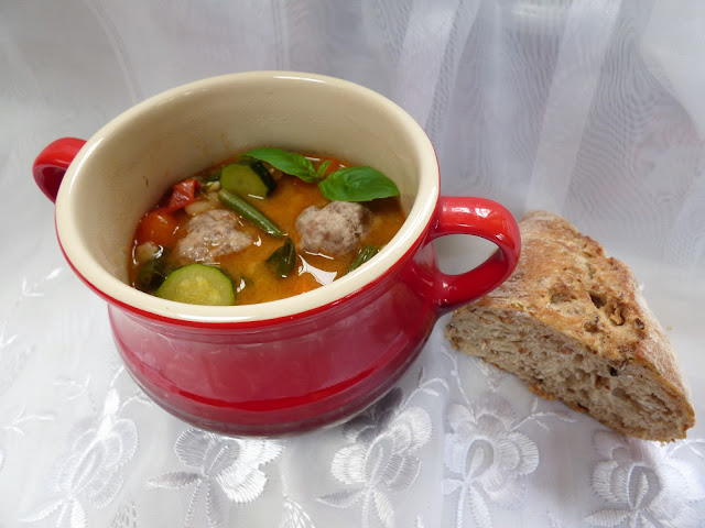 meat-based soup recipe