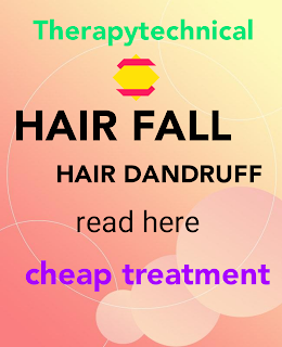 Hair dandruff treatment