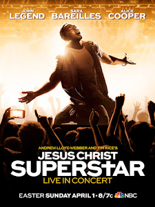 Jesus Christ Superstar Live in Concert Poster