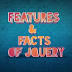 Features & Facts of JQuery