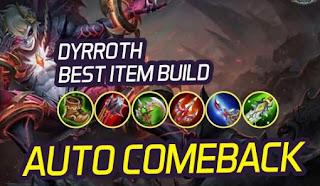 Build Dyrroth