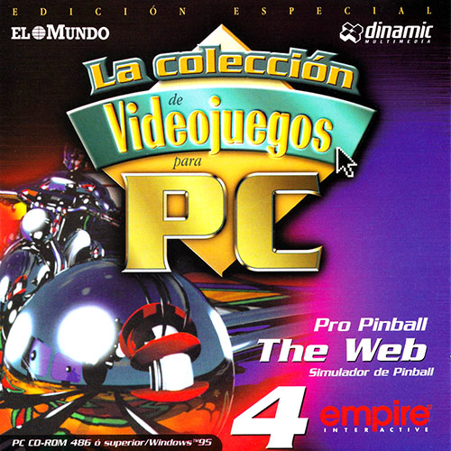 Pro Pinball The Web