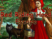 365Escape Red Riding Hood…