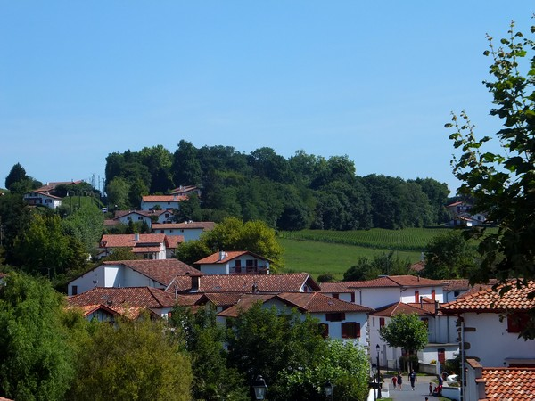 pays basque espelette